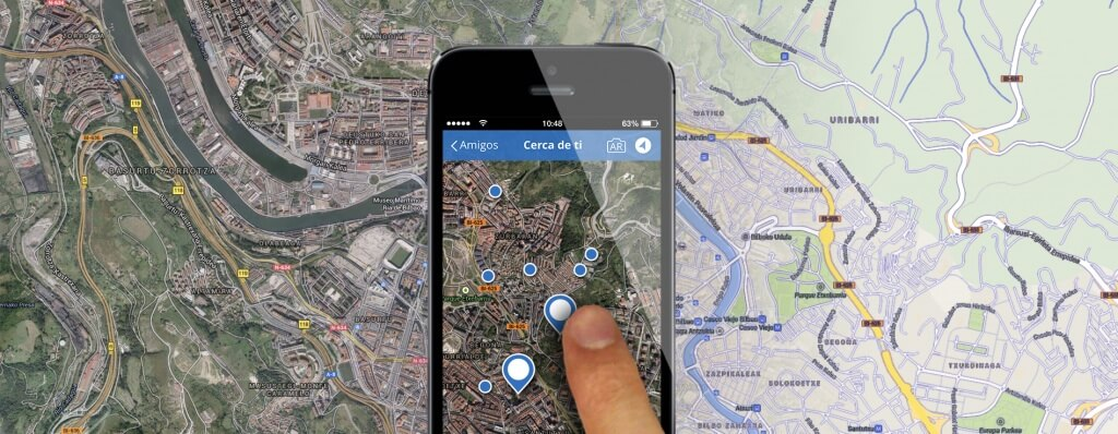 aplicaciones móviles para eventos bilbao